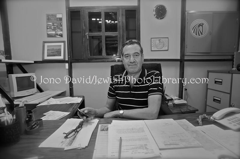 Alec Bernstein, director, Gemsbok Safaris (PVT) Ltd