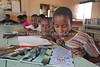 Children at Sgofiti day care centre (Rabbi Moshe Library)  BULAWAYO, Zimbabwe