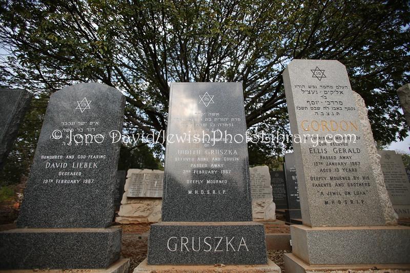 Cemetery; BULAWAYO, Zimbabwe