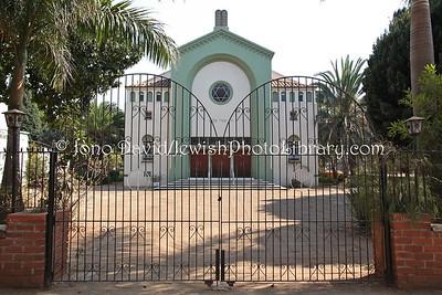 Sephardi Hebrew Congregation; HARARE, Zimbabwe