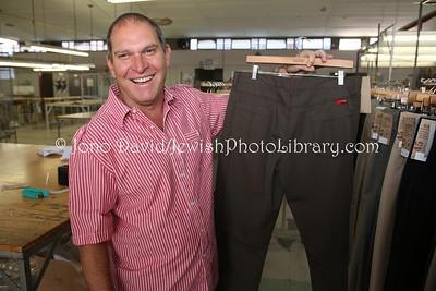 David Lasker, CEO, Archer Clothing  BULAWAYO, Zimbabwe