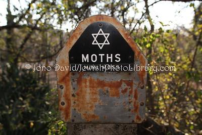 MOTHS Shrine (Memorable Order of Tin Hats, WWI)  MATOPOS, Zimbabwe