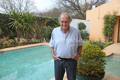 Ronny Zlatter, CEO, Security Mills textiles  BULAWAYO, Zimbabwe
