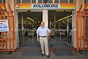 Hylton Solomons, owner, Solomons Supermarket  BULAWAYO, Zimbabwe