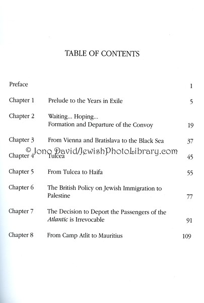 MU 466  Table of Contents
