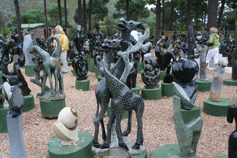 Incredible Sculptures - Cape Point Tour