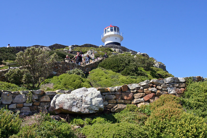 Lighthouse at the Cape