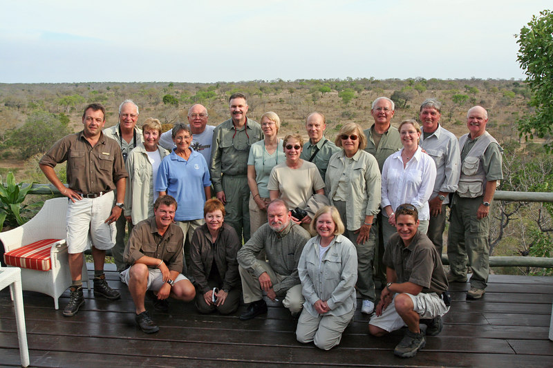 The Leopard Hill TUSKERS and Rangers