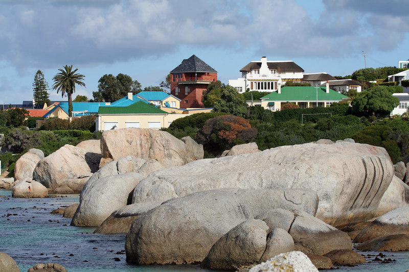 This is why it is called Boulders Beach