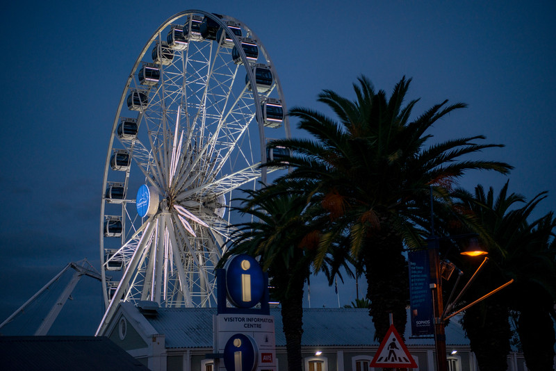 The Cape Wheel.