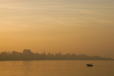 Evening Haze, Alexandria