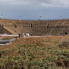 Roman archaeological site in Caesarea, Haifa District, Israel