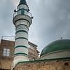 Minaret of El-Jazzar Mosque, Acre, Israel