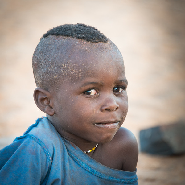 Himba Boy 5