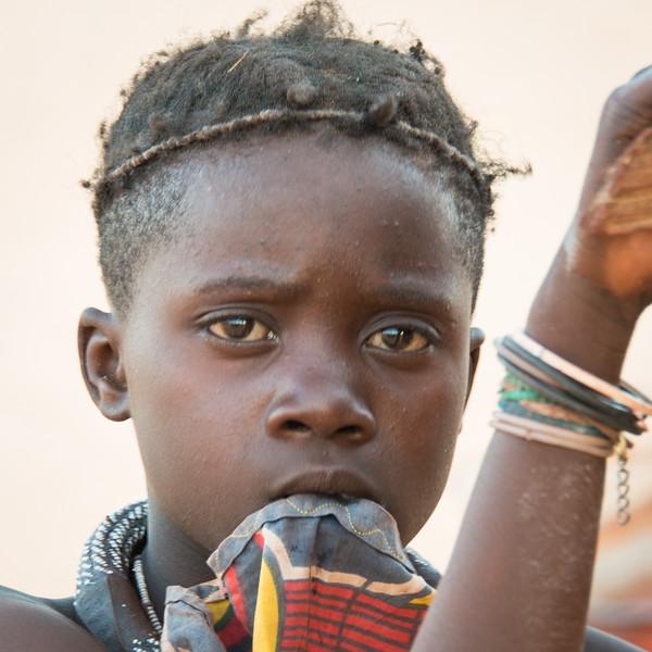 Himba Girl 6
