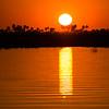 Sunset, Linyante Riber, DumaTao, Botswana (2)