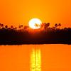 Sunset, Linyante Riber, DumaTao, Botswana (3)