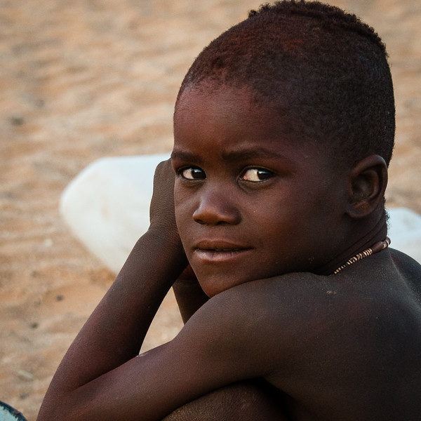 Himba Boy 2
