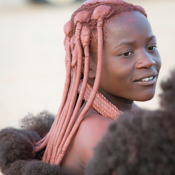 Himba Woman 10