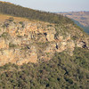 The Oribi Gorge was formed by the Umzimkulwana River and is 15 miles long, 3 miles wide and 300 meters deep.