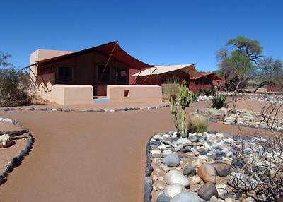 SOSSESVLEI LODGE - NAMIBIA