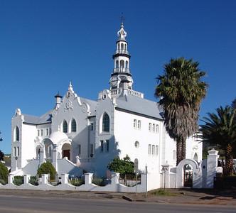 DUTCH REFORMED CHURCH - WESTERN CAPE, SOUTH AFRICA