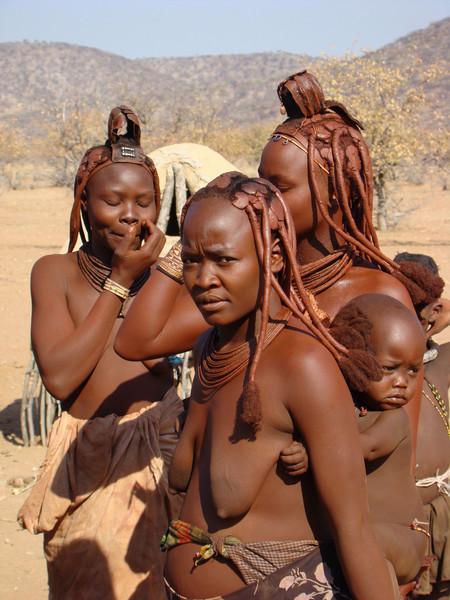 HIMBAS - NAMIBIA