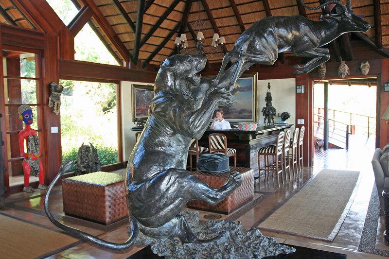 Sculpture by Robert Glenn