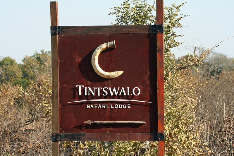 Tintswalo - Signage