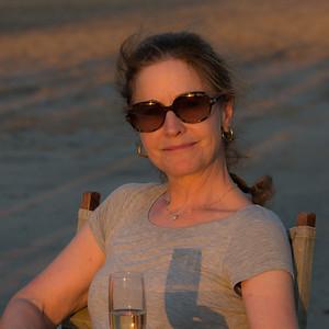 Barbara at Sundowner