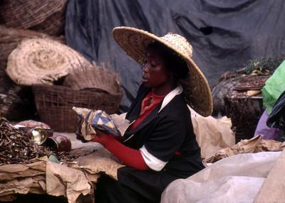 KUMASI MARKET - GHANA