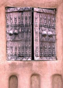 DOGON DOORS - MALI