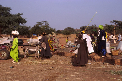 DOGON COUNTRY - MALI