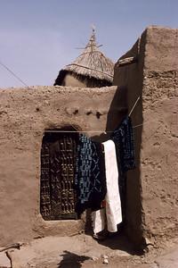 DOGON DOOR - MALI