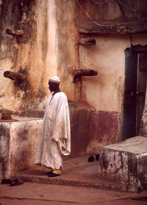 GRAND MOSQUE - BOBO DIOULASSO, BURKINA FASO