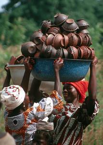 GAOUA MARKET - BURKINA FASO