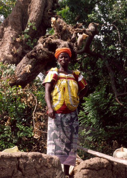 BOZO LADY - BURKINA FASO