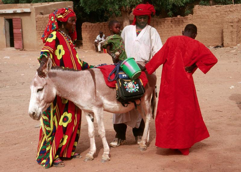 GOROM GOROM MARKET - BURKINA FASO
