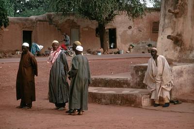 GRANDE MOSQUE - BOBO DIOULASSO, BURKINA FASO