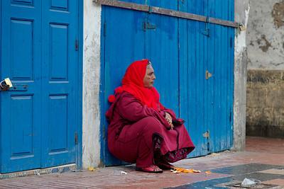 medina, essaouira, maroc