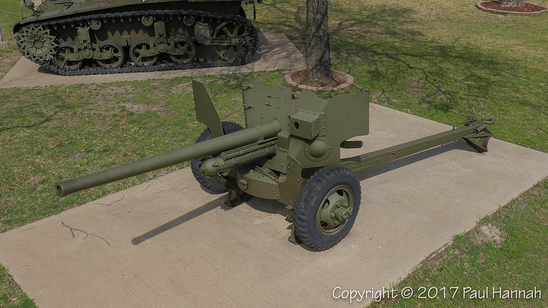 57mm Anti-Tank Gun