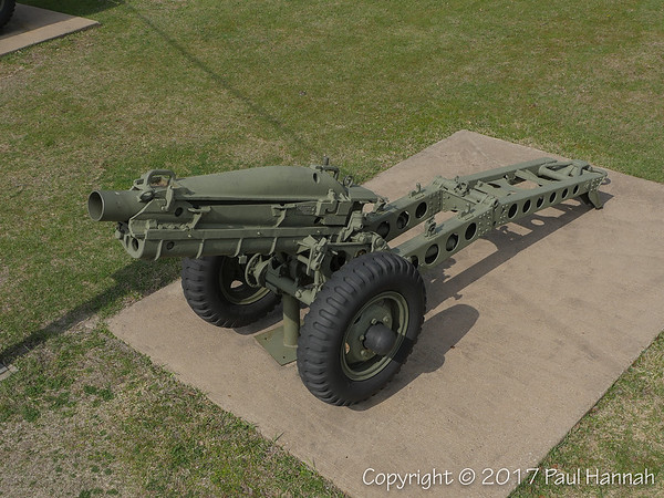 75mm Pack Howitzer