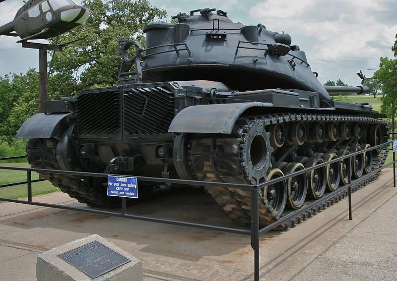 M103A2 Heavy Tank rear