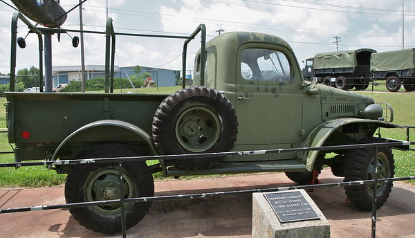 WC-41 Dodge Weapons Carrier