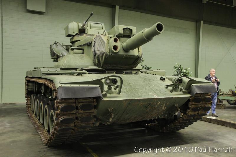 M60A2 SN 4710