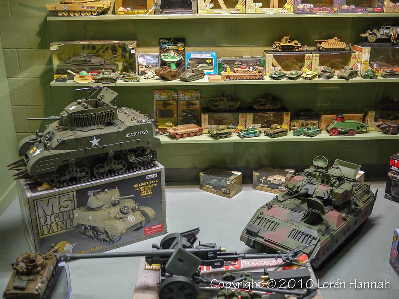 Vintage Tank/AFV Toys