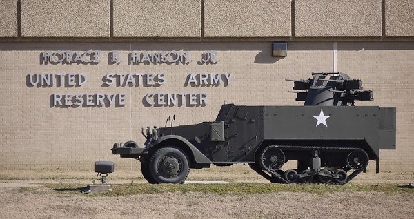 Hanson Army Reserve Center - Birmingham, AL