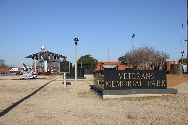 Tuscaloosa, AL - Veterans Memorial Park