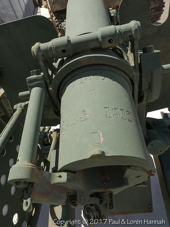 M1897 75mm Gun No 15975