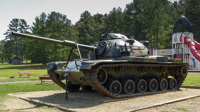 M60A0 SN 1903 - 1 - P1110839